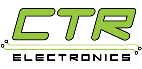 CTR Electronics Logo